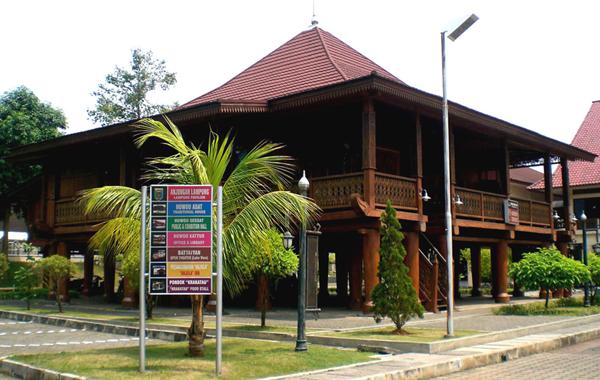 Budaya Anjungan Lampung Tmii